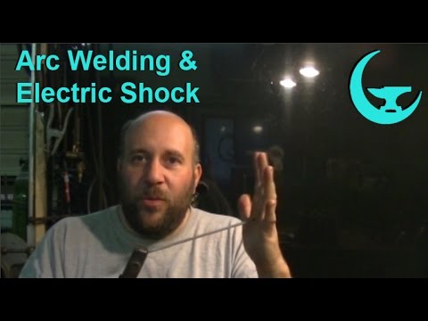 Arc Welding & Electric Shock