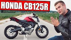 HONDA CB125R - MOTORRAD TEST