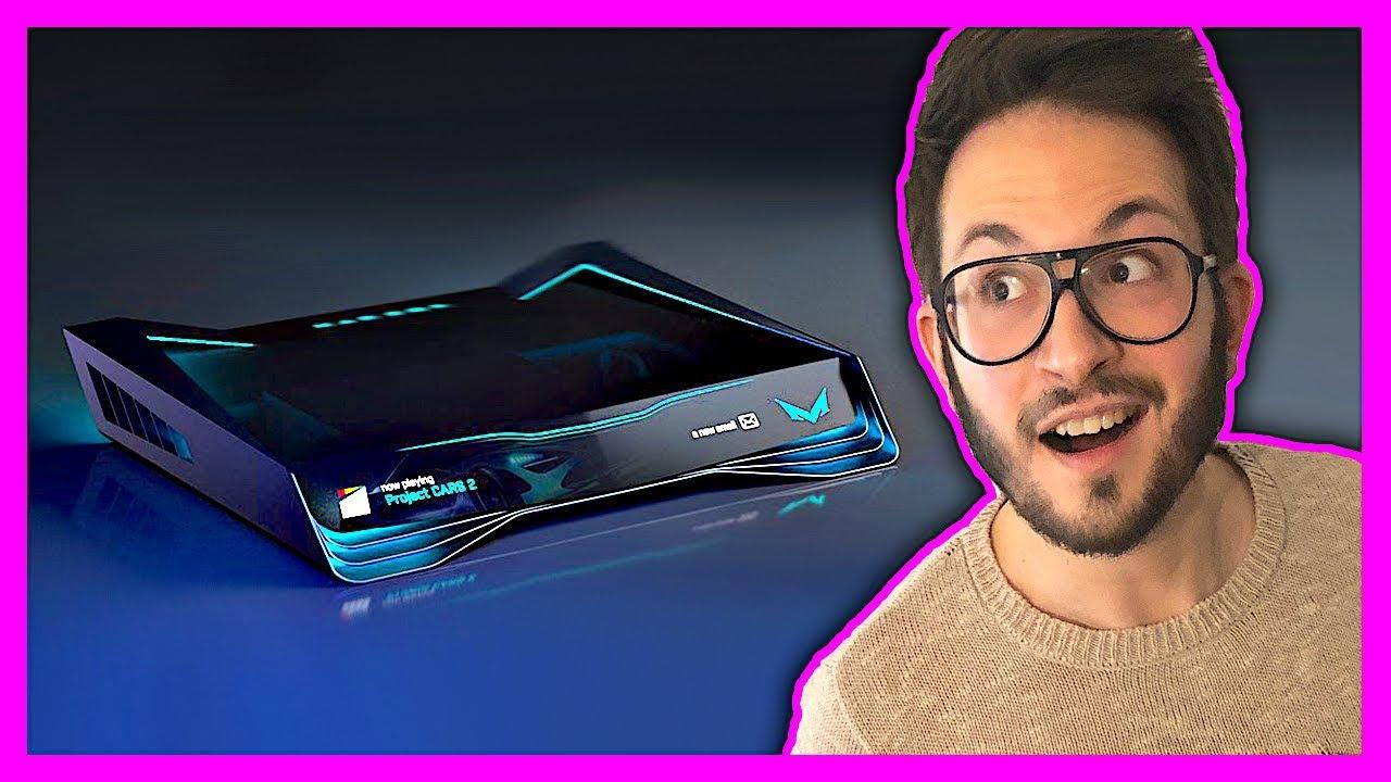 MAD BOX, la console qui veut défier la PS5 et Xbox Next ????