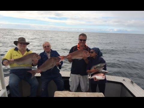 Awesome Fishing in Kangaroo Island, South Australia.