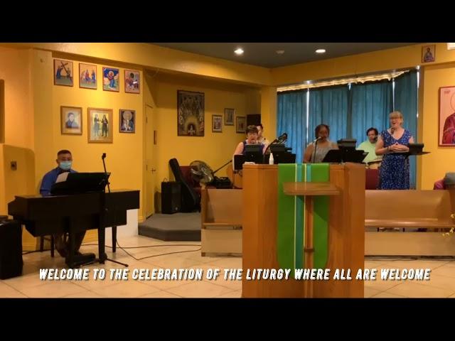Full Liturgy Twenty Fourth Sunday OT B