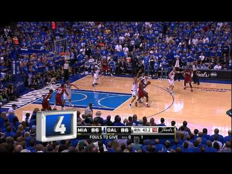 Top 10 Plays of the 2011 Finals