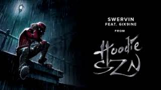 A Boogie Wit Da Hoodie Swervin feat 6ix9ine Official Audio