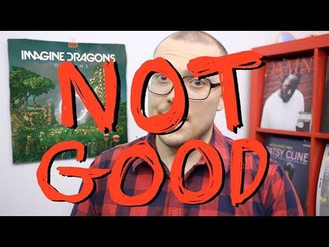 Imagine Dragons' Origins: NOT GOOD Mp3