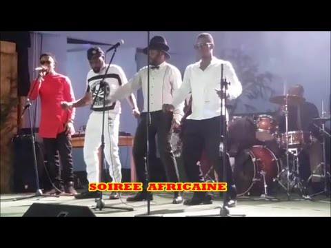 SOIREE AFRICAINE  CONCERT LIVE  2016