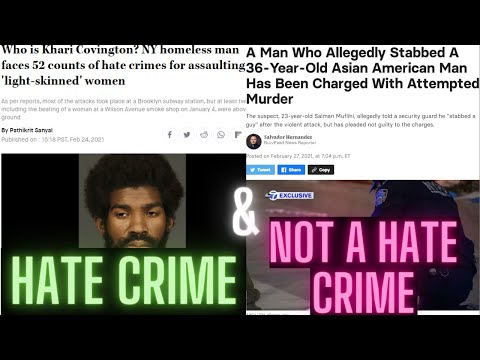 |NEWS| Magically The Second Story On China Town Isn't A Hate Crime?