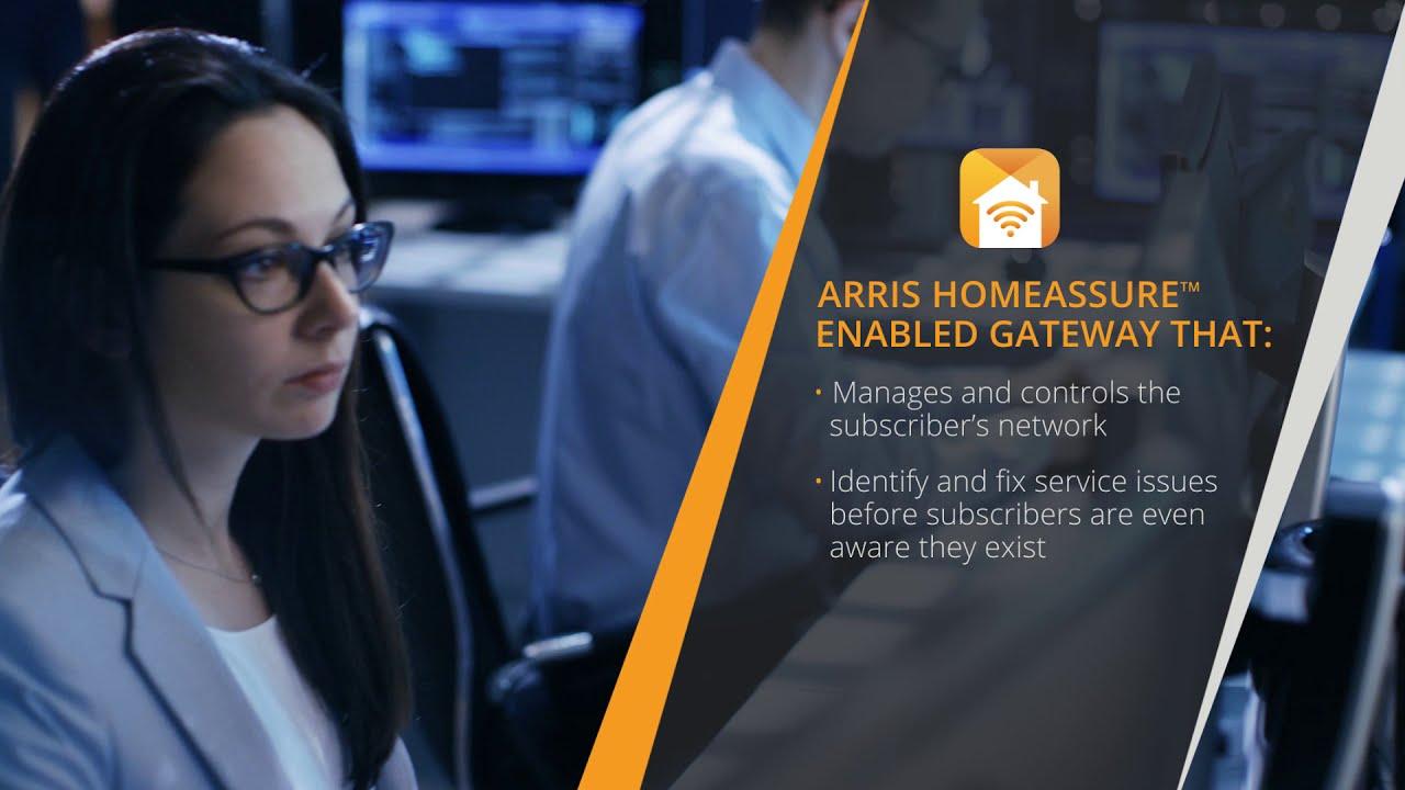Touchstone® TG2482 Cable Voice Gateway | ARRIS