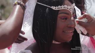 DeVante' and Alvanique Surprise Proposal and Wedding in The Bahamas