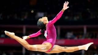 V-pop   Lindsey Stirling   gymnastics floor music