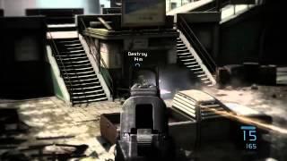 Gameplay - Ghost Recon: Future Soldier - Primera Misión - GeForce GTX 650, Max settings