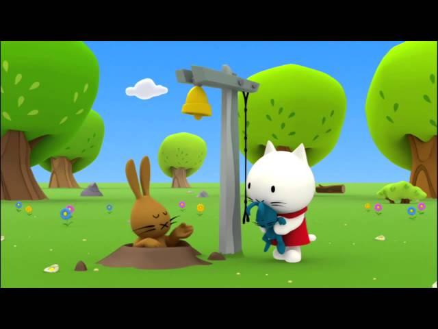Musti 3D - De neefjes van meneer konijn