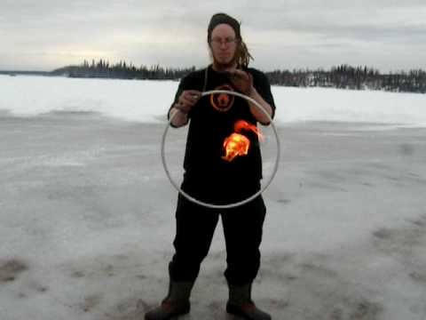 fire isolation hoop