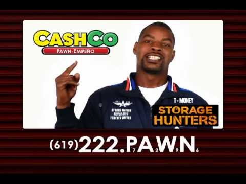 Bidder From Storage Hunters S With Cashco