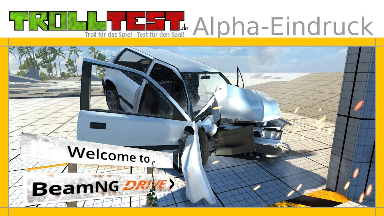 BeamNG Drive im Alpha-Check - Der Auto-Unfall-Simulator (Gameplay ...