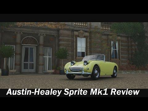 1958 Austin-Healey Sprite Mk1 Review (Forza Horizon 4)