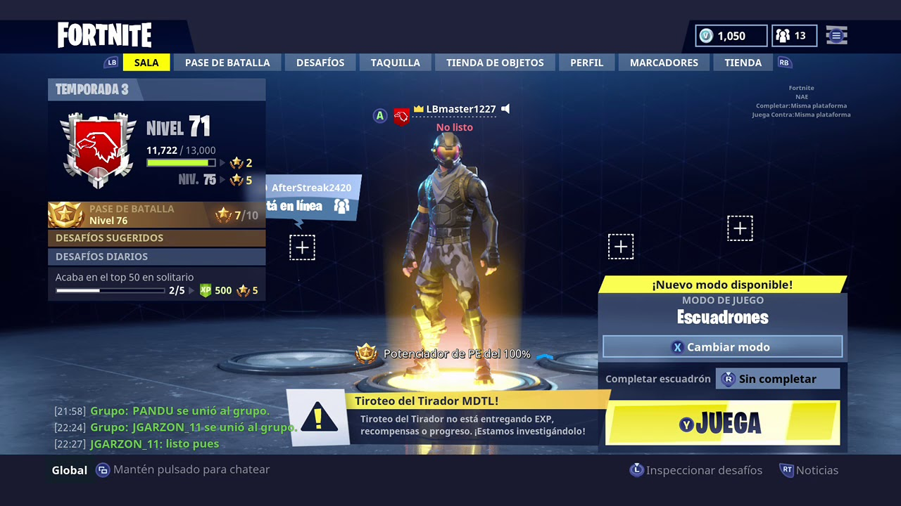 fortnite how to add ps4 player to pc