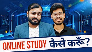 How to Crack JEE/NEET by Studying Online?