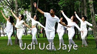 Udi Udi Jaye | Shah Rukh Khan, Mahira Khan | Sannthosh Choreography
