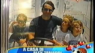 A CASA DI ALEX ZANARDI