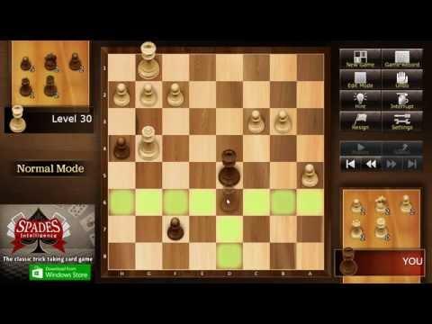 លេងអុក  Play Master Chess Game   Brain Game strategies   Difficult Game