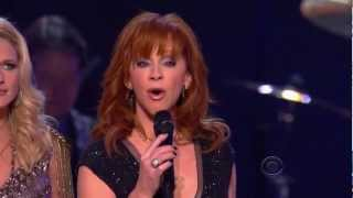 Reba, Martina, Miranda, Carrie, sugar land, and the Judds - coal miners daughter