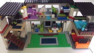 Como construir uma casa dobrável de Lego 1
