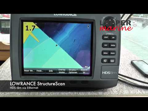 lowrance hds 5 instructional video