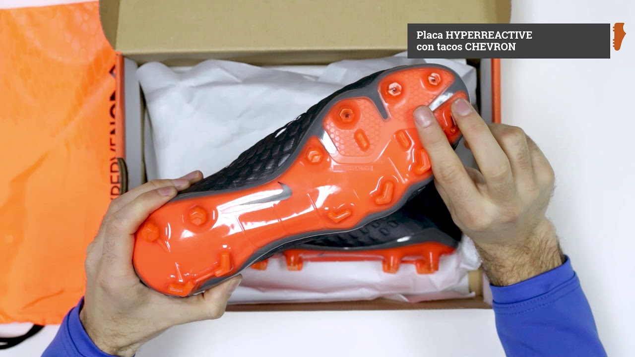 timeless design 16109 83833 UNBOXING: Nike HYPERVENOM Phantom III Elite - FAST AF