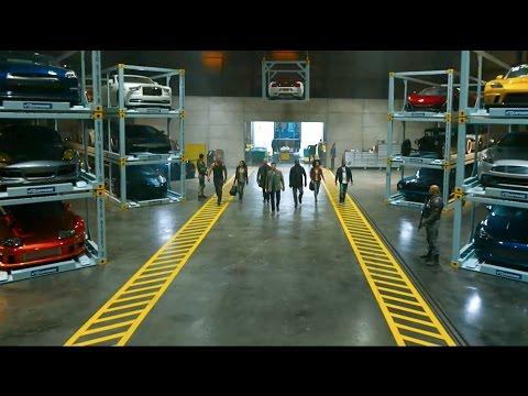 Fast furious 8 featurette la stanza dei giochi for Garage fast auto sarcelles