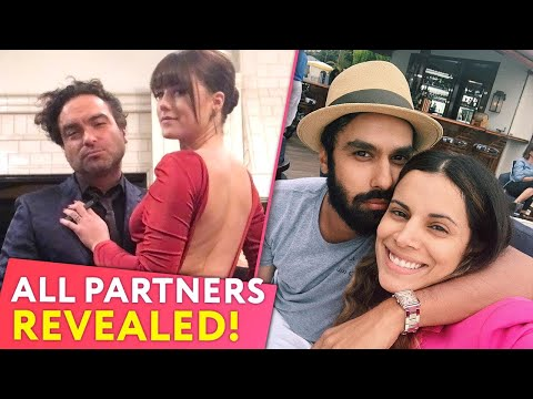 The Big Bang Theory: The Real-Life Partners Revealed | ⭐OSSA