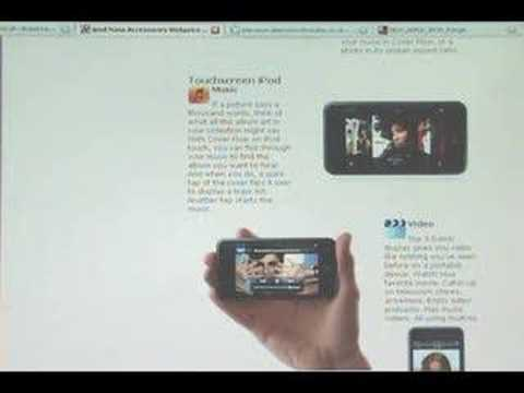 Apple iPod Touch Music, Video, Photos & Web Browsing