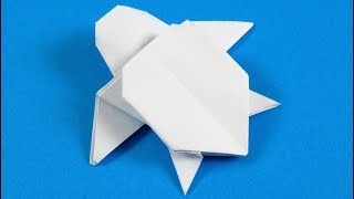 How to make  origami TURTLE