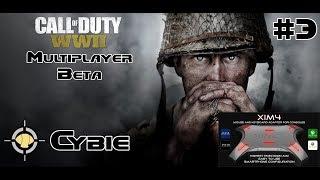 XIM 4 PS4 Call of Duty: WW2 Beta Gameplay - Aachen TDM - Blind Game