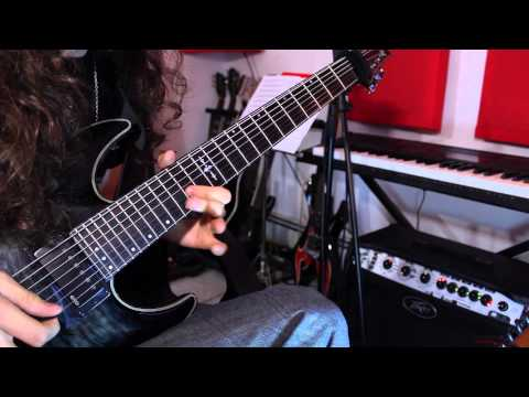 Peavey VYPYR VIP Metal Tone Test - Maxx Blois-Rosetti