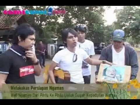 Wali Band Turun Kejalan Ngamen Untuk Seorang Bayi Malang - cumicumi.com
