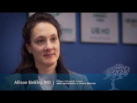 Dr. Allison Binkley, MD | Physicians Profile
