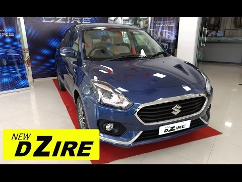 Maruti Suzuki New DZIRE | Price & First Look | Interior and Exterior
