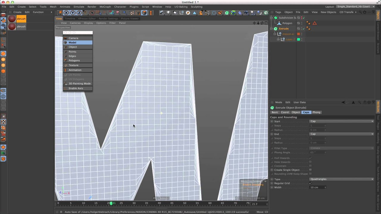 Poly Reduction Tool C4d Models - xilusschool