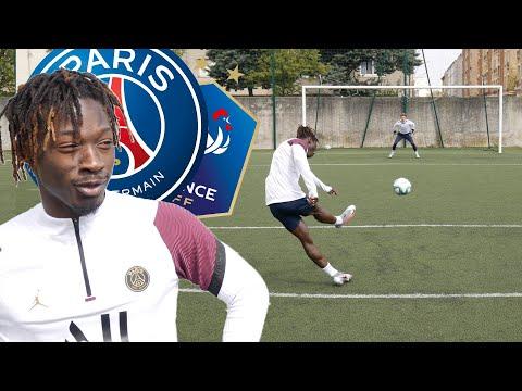 JE DEFIE LE MEILLEUR TIREUR DE FRANCE ! #2 (Moisi Kean ??????!)