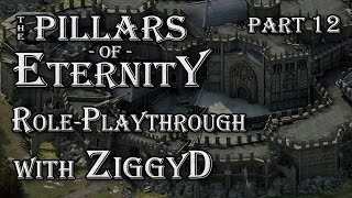 Pillars of Eternity Role-playthrough w/ ZiggyD: Ep.12 - A More Tactical Aproach (Readric