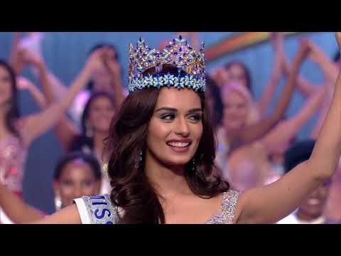 Miss World 2017 - Full results and End of show
