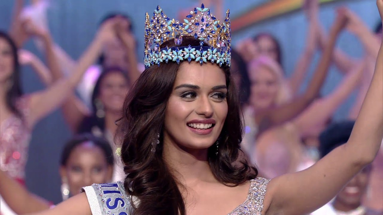 Miss World 2017 Full Results And End Of Show Youtube