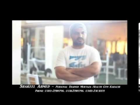 How to become a bodybuilder by shakeel ahmed