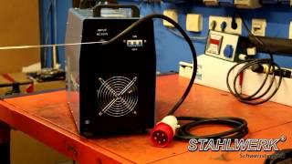 welding machine stahlwerk arc 140a 200a 400a inverter stick welder mma