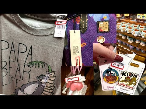 DISNEY CHARACTER WAREHOUSE OUTLET SHOPPING [9/4/19]