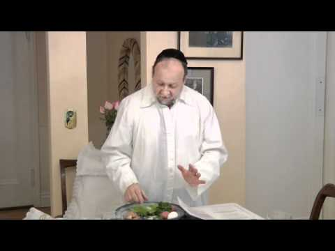Passover Seder 101 #7 Maggid-Telling the Passover Story, Mah Nishtana-The Four Questions