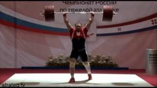 Chigishev VS Mogushkov VS Albegov 2012 Russian Nationals