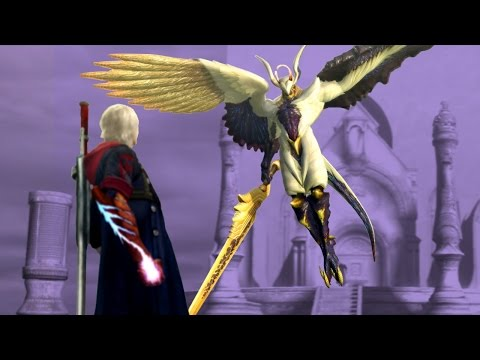 Devil May Cry 4 - Designing a Great Boss Fight