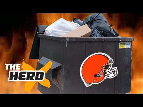 Billy Joel Parody Song | Browns are a dumpster fire | THE HERD