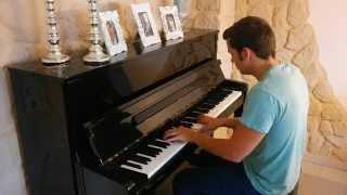Calvin Harris feat Haim - Pray to God - Piano Cover